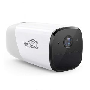 Add-on wireless camera